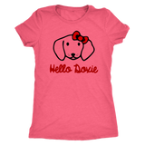 Hello Doxie T-Shirt