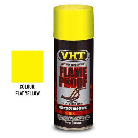 FLAMEPROOF PAINT AMARELO (312G)