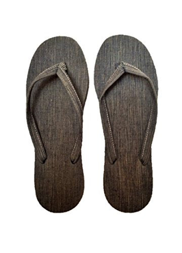 "NUNO Sandals: ""Basho"" (Gray, Medium)"