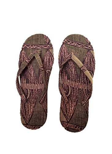 "NUNO Sandals: ""Basho"" (Pink/Black/Beige, Small)"