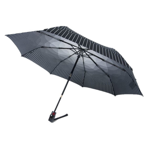 "Knirps x NUNO Umbrella: ""Nomu"" (Black/White)"