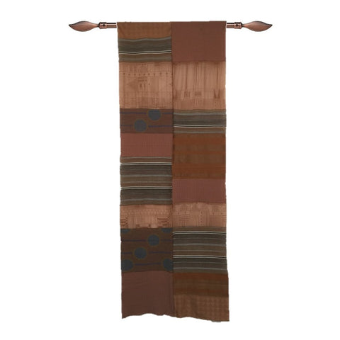 NUNO Tapestry: 30th Anniversary Series (Brown)
