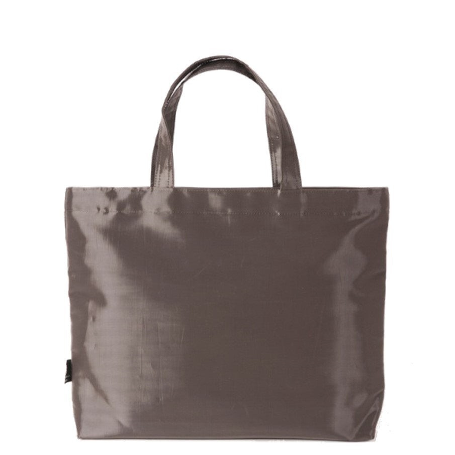 "NUNO Square Bag: ""Coal"" (Slate)"
