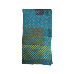 "NUNO Scarf: ""In & Out"" (Blue)"