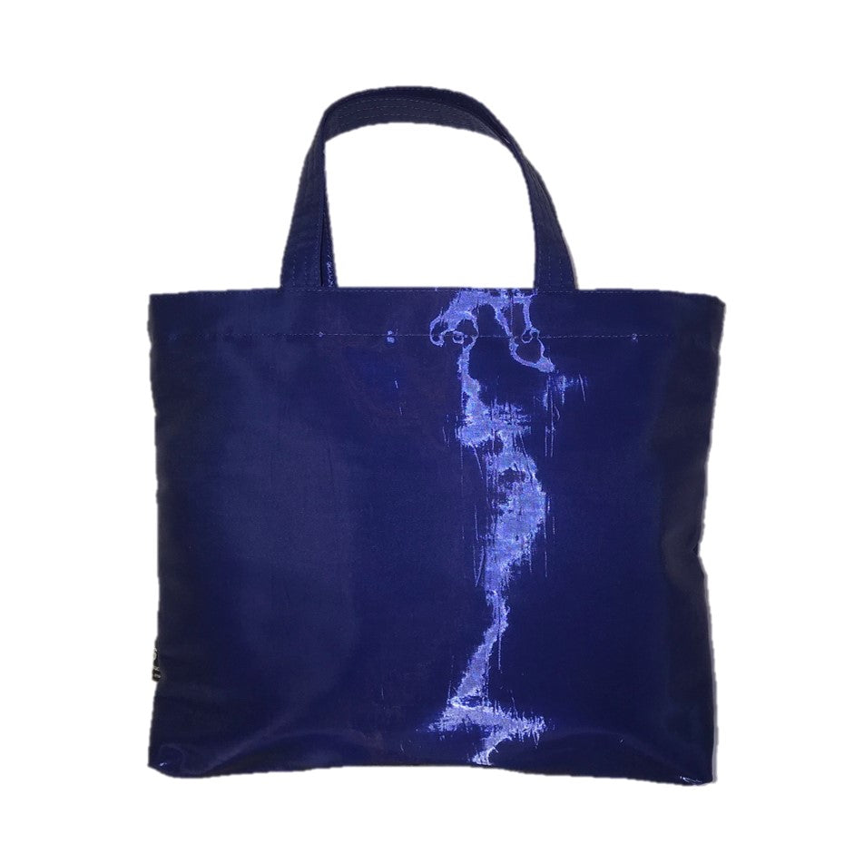 "NUNO Laptop Tote: ""Coal"" (Navy)"
