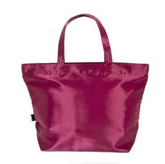 "NUNO Tote: ""Coal"" (Medium, Orchid)"