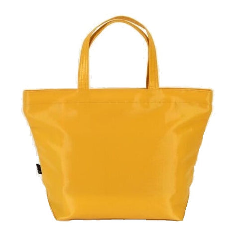 "NUNO Tote: ""Coal"" (Medium, Saffron)"
