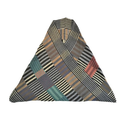 "NUNO Infinity Shawl/Shrug: ""Color Plates"" (Multicolored)"