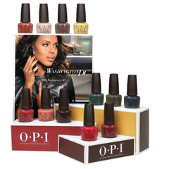 OPI Nail Lacquer and Matching GelColor Washington DC Collection