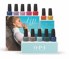 OPI Fiji Collection 2017