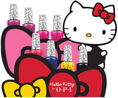 OPI Hello Kitty 2016 12 PC Collection Nail Polish