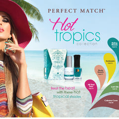 Lechat Perfect Match Hot Tropics 2016 Gel Polish