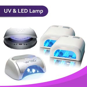 UV & LED Lamp