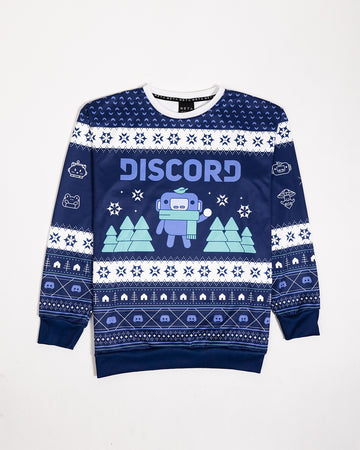 Snowsgiving Holiday Sweater