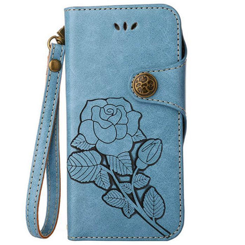 Wallet Luxury Blue