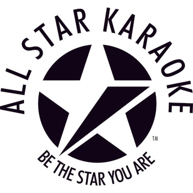 All Star Karaoke ASK-1401B January 2014 Pop and Country Hits Disc B