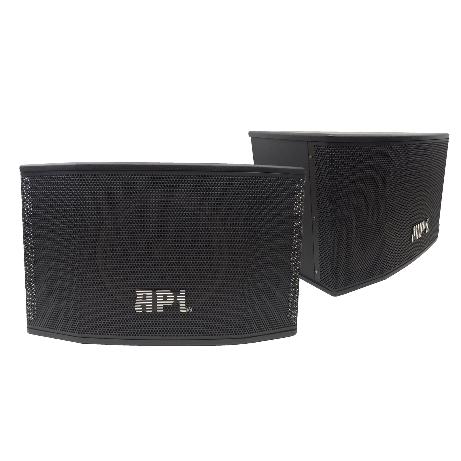 APi K-909 3-Way 500w Karaoke Speakers