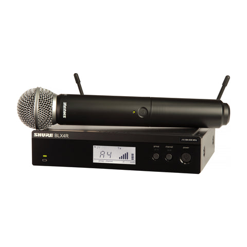 Shure ULXD24D/Beta87C Dual Wireless Microphone System