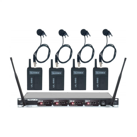 ImPro UHF-77Wifi Professional UHF Wireless Microphones