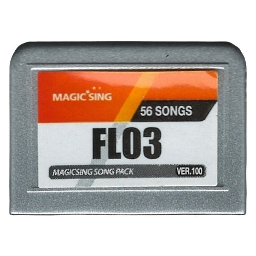 Magic Sing Chip FL-03 56 Songs | Finland