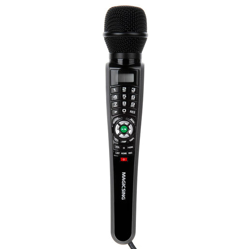 Magic Sing ET30KH Compatible with MyStage Karaoke App + 5145 Songs Built-In