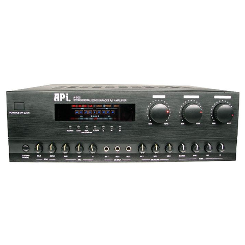 ImPro PMA-1200 1200Watt Karaoke Mixing Amplifier