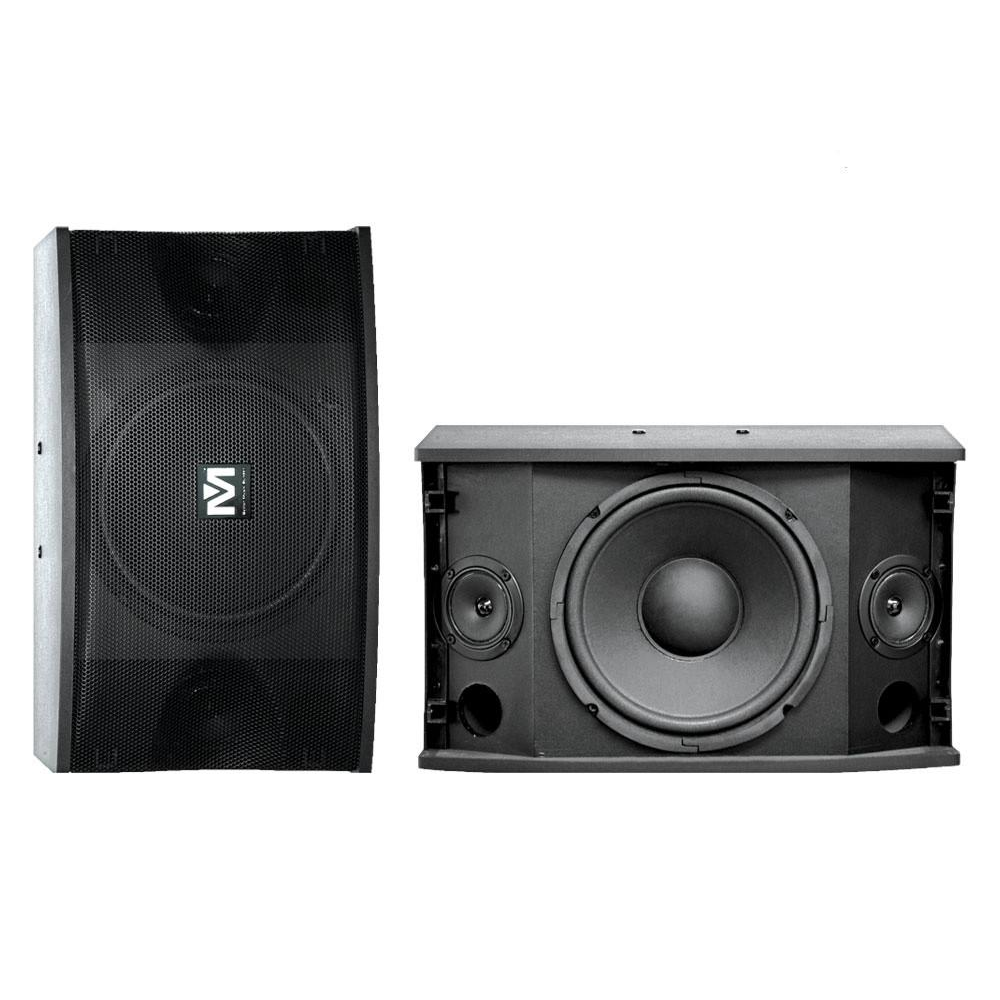 Better Music Builder CS-500 2-Way 450 Watts Vocal Speakers (PAIR)