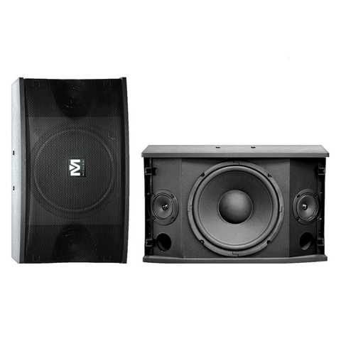 Better Music Builder DFS-206 Monitor Speakers 160 Watts (Pair)