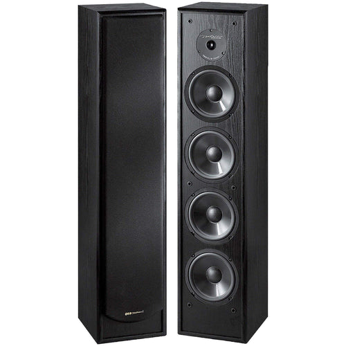 BIC America DV-84 2 Way Speaker pair