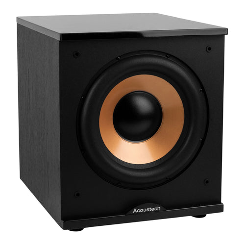 BIC America H-100II Cinema Series Powered Subwoofer