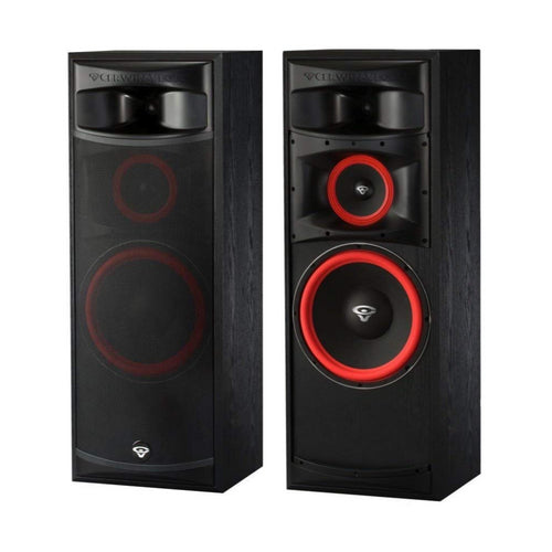 "Cerwin Vega XLS-12 12"" 3 Way Floorstanding Tower Speaker (PAIR)"
