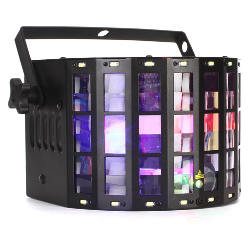 Chauvet DJ KINTA FX Laser/Strobe/LED Derby Party Light Effect