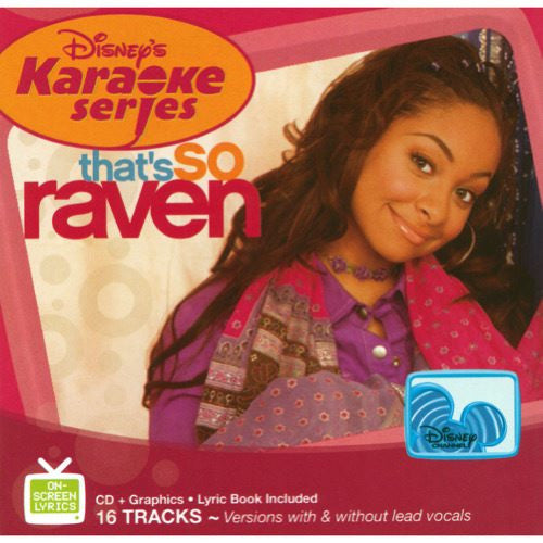 Disney Karaoke DIS-2777 HITS OF THAT'S SO RAVEN