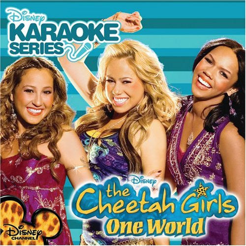 Disney Karaoke DIS-4702 Cheetah Girls One World
