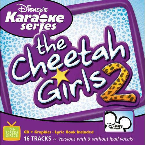 DISNEY KARAOKE DIS6337 HITS OF CHEETAH GIRLS 2