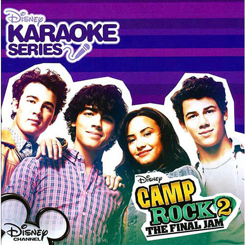 Disney Karaoke DIS-6692 Disney Karaoke Camp Rock 2 The Final Jam