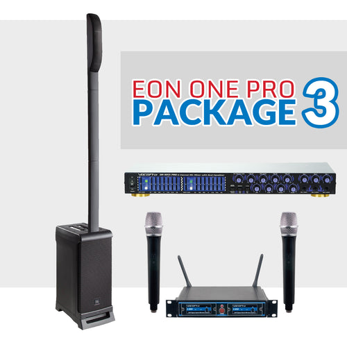 Eon One Pro Package 03: Eon-One-Pro + DA-1055 + UDH-Dual-H