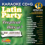 TROPICAL ZONE LATIN PARTY LP1014 tropical Hits Vol. 3