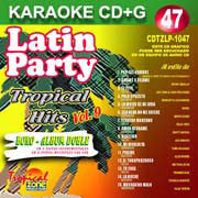 TROPICAL ZONE LATIN PARTY LP1047 Tropical Hits Vol.9