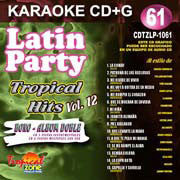 TROPICAL ZONE LATIN PARTY LP1061 Tropical Hits Vol. 2