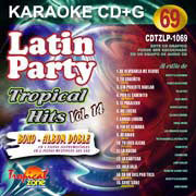 TROPICAL ZONE LATIN PARTY LP1069 Tropical Hits Vol. 14