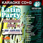 TROPICAL ZONE LATIN PARTY LP1089 Tropical Hits Vol.19