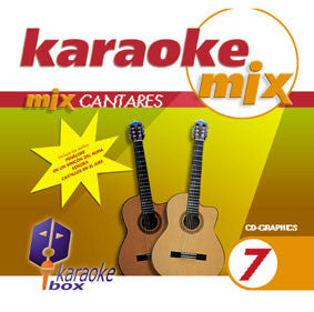 Karaoke Box Mix Series MIX007 Cantares