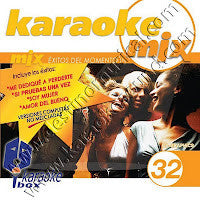 Karaoke Box Mix Series MIX032 Exitos Del Momento 2