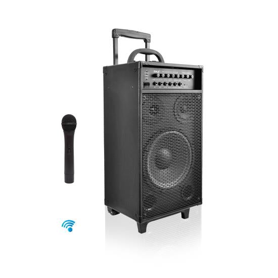 Pyle PWMA-1080ibt Portable Speaker with Bluetooth