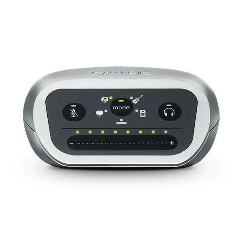 Shure MVi/A-LTG Digital Audio Interface for Mac, PC, iPhone, iPod, iPad and Android