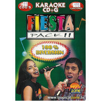 Karaoke Box KBO-051 Exitos Latinos 22