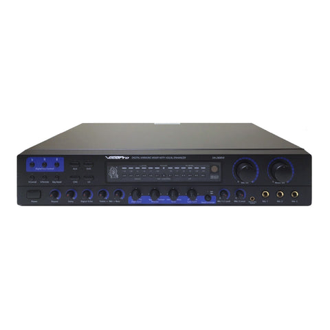 VocoPro CDR-1000 PRO Professional Single Space CD Recorder/Player