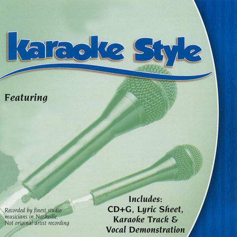 Daywind Karaoke Style DW5780 Celebrating Dad Volume 1