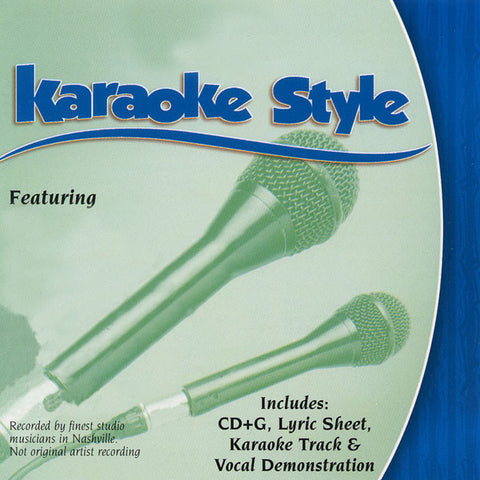 DAYWIND KARAOKE STYLE DW6922 Songs About Heaven - Vol. 1